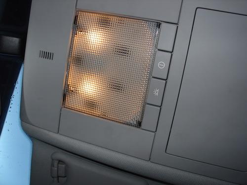 opel vectra c innenbeleuchtung hinten